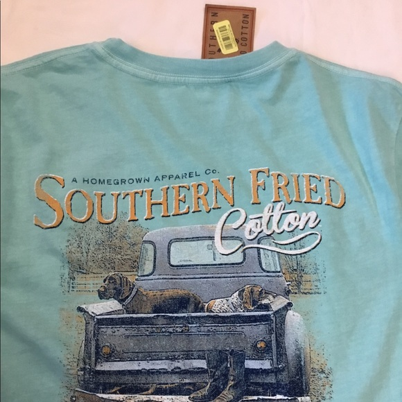 southern fried cotton wholesale southern cotton apparel